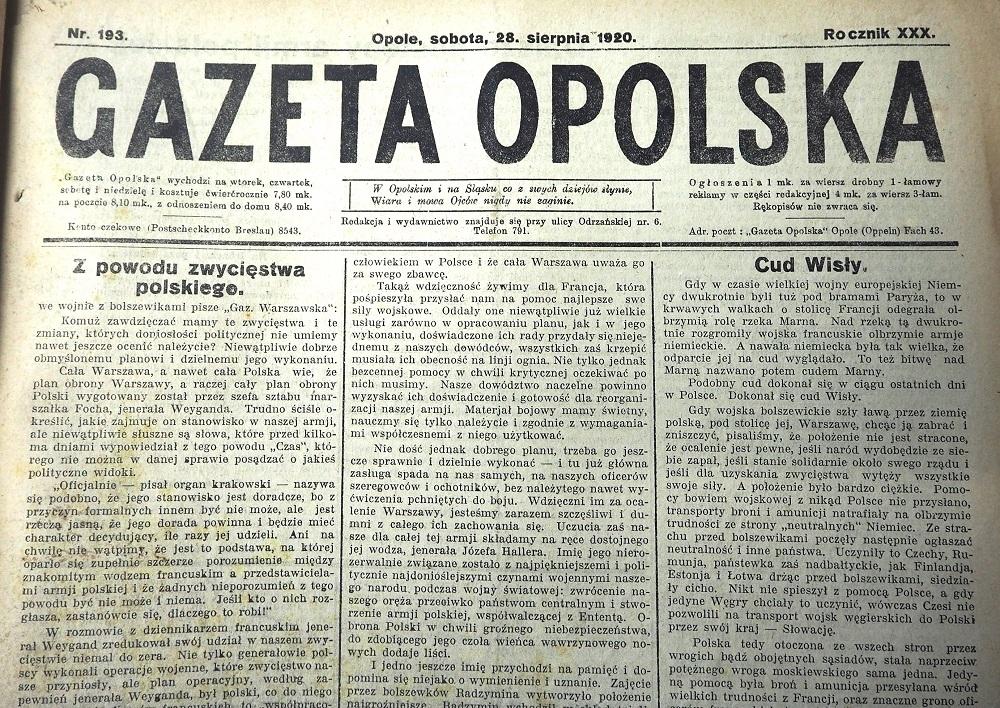Józef Piłsudski Na łamach Polskiej Prasy Międzywojennej